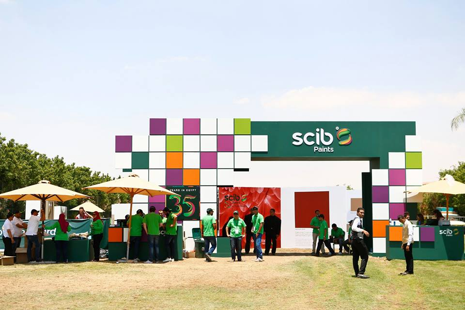 Let's Scib in the Garden - family day