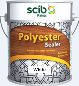 POLYESTER SEALER White